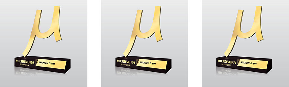 Micronora trophee microns nano or